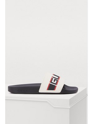 Gucci Pursuit Gucci sport slippers