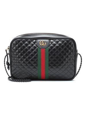 Gucci quilted leather shoulder bag