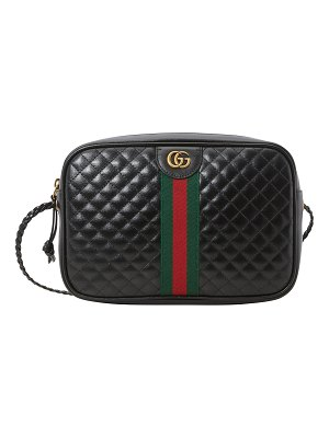 Gucci Quilted shoulder bag