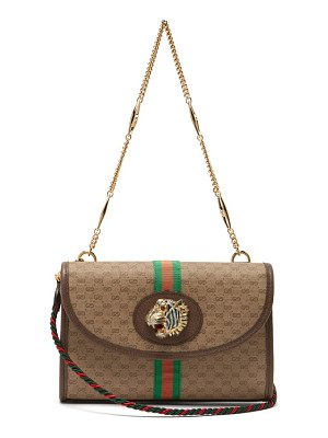 Gucci small rajah gg supreme cross body bag