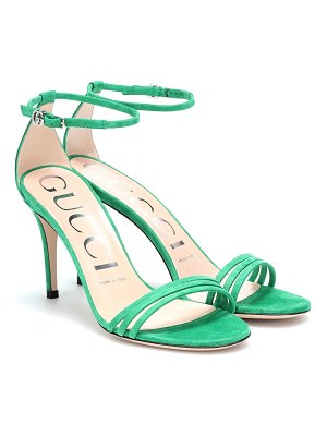 Gucci Suede sandals