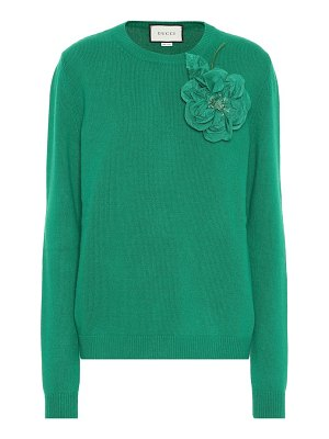 Gucci Wool and cashmere sweater