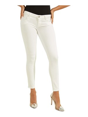 GUESS marilyn ankle skinny jeans