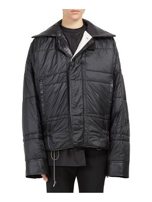 Haider Ackermann quilted puffer jacket