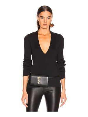 Haider Ackermann V Neck Sweater