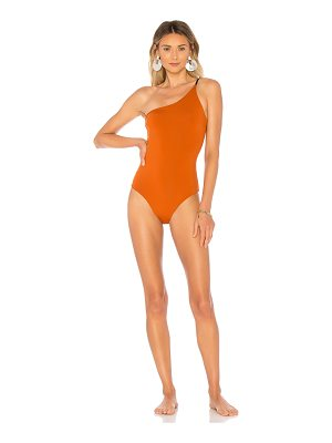 HAIGHT. One Shoulder One Piece
