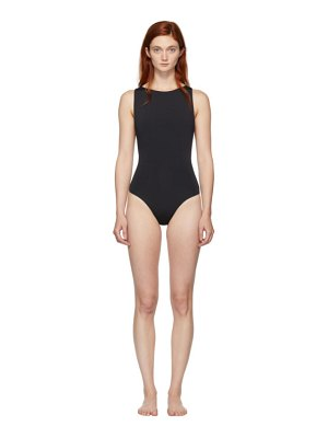HAIGHT side slide one-piece swimsuit