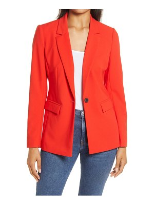 Halogen halogen pocket blazer