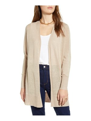 Halogen halogen long cardigan