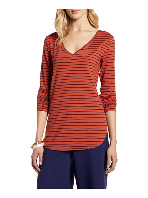 Halogen halogen v-neck tunic