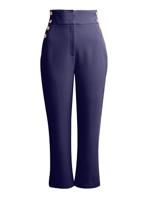 Halogen halogen x atlantic-pacific high waist crop pants