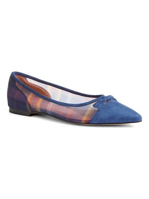 Halogen halogen x atlantic-pacific sadee pointed toe flat