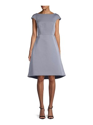 Halston A-Line Cocktail Dress