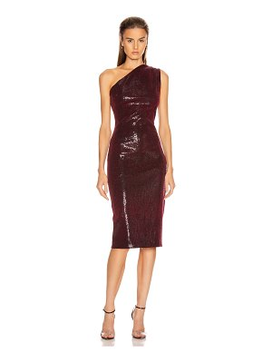 HANEY mila sequin dress