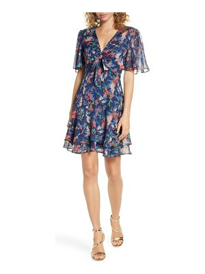 Harlyn floral fit & flare dress