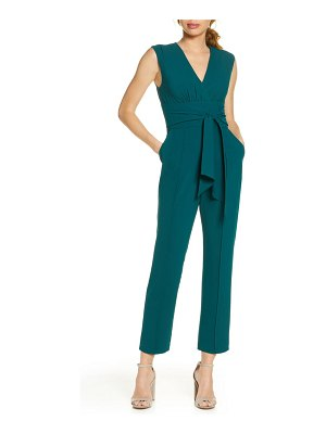 Harlyn tie front jumpsuit