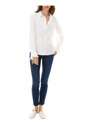HARSHMAN Aster Twill Popover Blouse