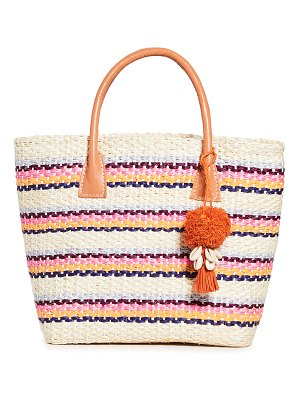 Hat Attack small tuscan tote