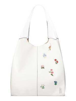Hayward Grand Shopper Embroidered Tote Bag