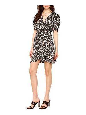 HEARTLOOM cheri wrap dress