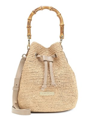 Heidi Klein Savannah Bay Super Mini bucket bag