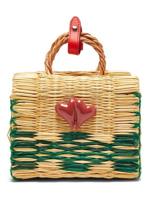 HEIMAT ATLANTICA chacha mini basket bag