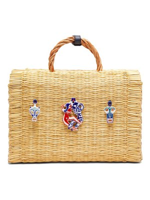 HEIMAT ATLANTICA liebe large basket bag