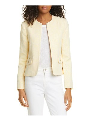 Helene Berman judy crop tweed jacket