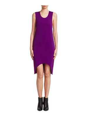 Helmut Lang Asymmetric Tank Dress