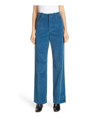 Helmut Lang corduroy trousers