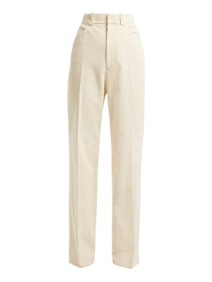 Helmut Lang Cotton Corduroy Trousers