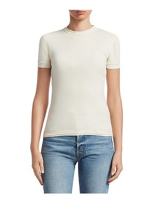 Helmut Lang cotton tee