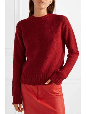 Helmut Lang knitted sweater