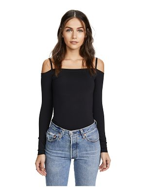 Helmut Lang long sleeve seamless top