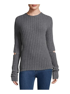 Helmut Lang Re-Edition Capsule Cold Elbow Knit Sweater