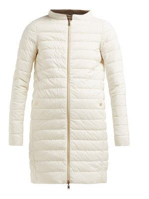 Herno Matte Quilted Down Jacket