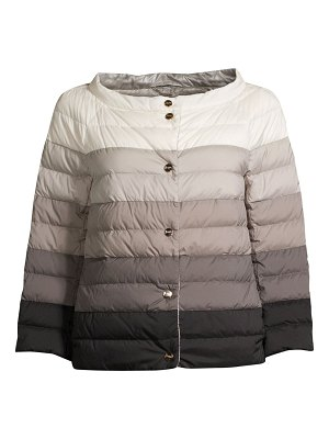 Herno reversible matte & shiny down jacket