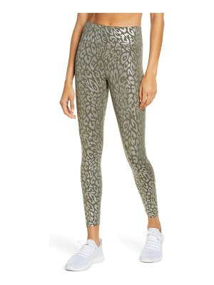 Heroine Sport cheetah leggings