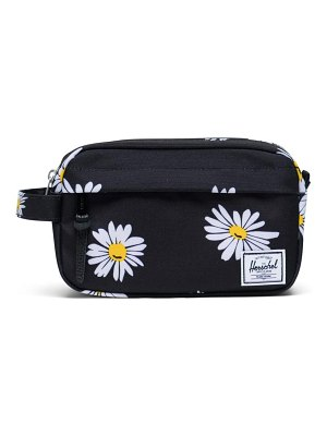 Herschel Supply Co. floral chapter carry-on dopp kit