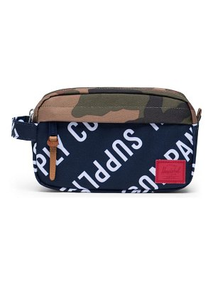 Herschel Supply Co. roll call chapter carry-on dopp kit