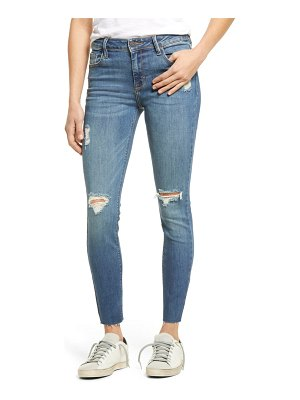 Hidden Jeans classic ripped ankle skinny jeans
