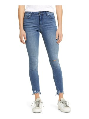Hidden Jeans ripped stretch ankle skinny jeans
