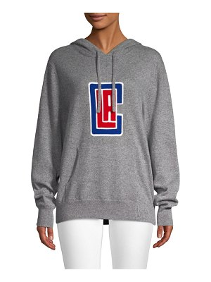 Hillflint Clippers Cashmere Hoodie