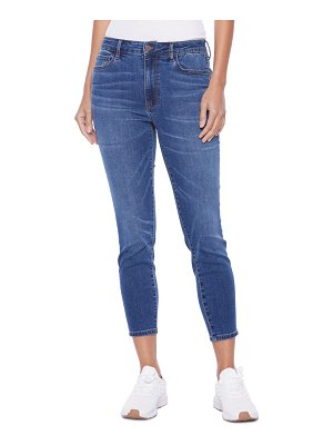 HINT OF BLU brilliant high waist ankle skinny jeans