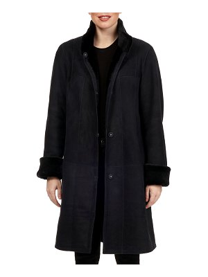HiSO Tiffany Reversible Lamb Shearling Coat