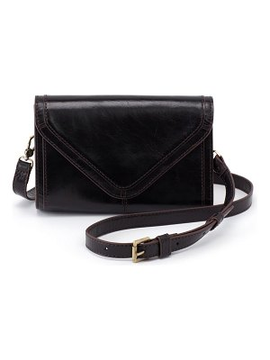 Hobo fleet convertible leather crossbody bag