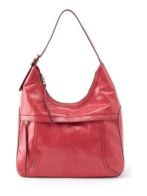 Hobo fortune leather shoulder bag