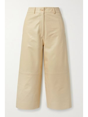 Holzweiler celice leather culottes