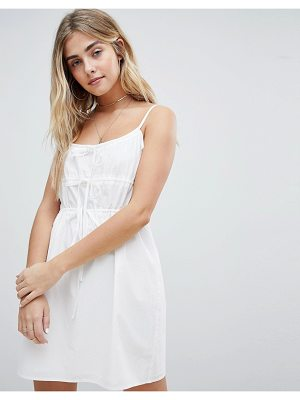 Honey Punch Cami Sun Dress With Gathers