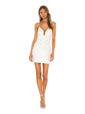 h:ours lily mini dress